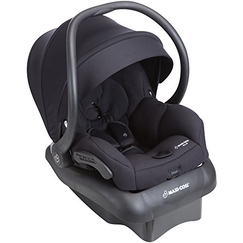 Maxi-Cosi Mico 30 Infant Car Seat With Base, Night Black, One...