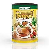 Salsa vegana 207 g / 4,5 litros de salsa base. Vegano y rápido de preparar. MAISTRO DELi 207g
