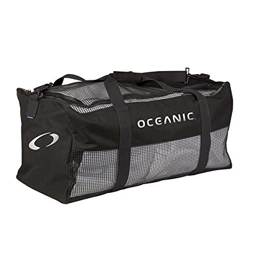 Oceanic Mesh Duffel Bag