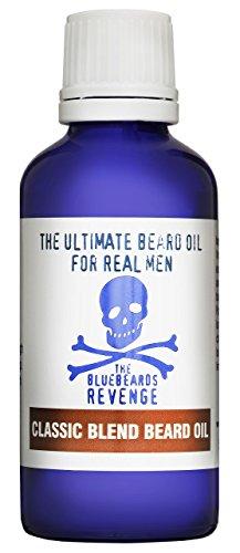 The Bluebeards Revenge Huile 50 ml Mélange classique barbe