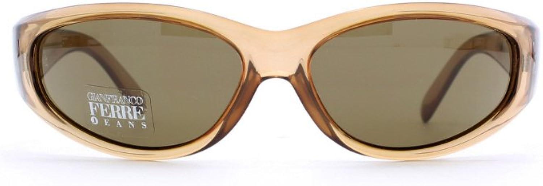 Gianfranco Ferre 1 XD5 Brown Authentic Women Vintage Sunglasses
