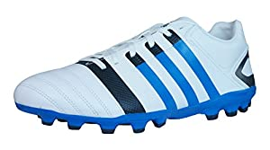 adidas FF80 Pro TRX AG II Mens Rugby Boots-White-12 by adidas