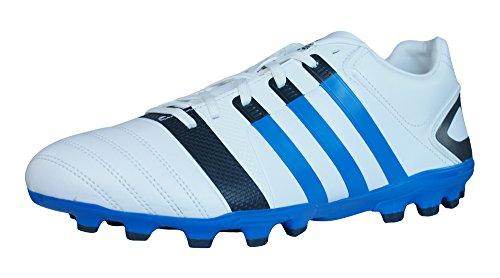 adidas FF80 Pro TRX AG II Männer Rugby Stiefel-White-43.5