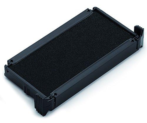 3 Cassettes d'encre 6/4912 Noire pour Tampons Trodat Printy 4912, 4912T, 4952, 4992 x-Print