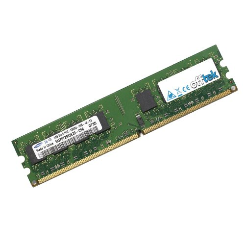2GB RAM Memory for HP-Compaq Pavilion P6234f (DDR2-6400 - Non-ECC) - Desktop Memory Upgrade