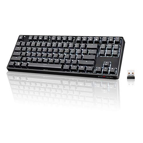 Wireless Tenkeyless Mechanical Keyboard
