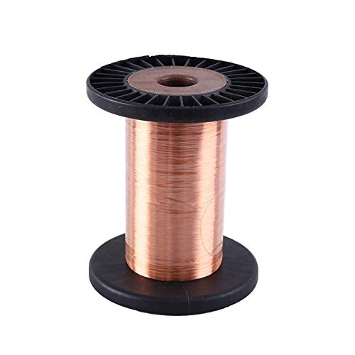 Kupferdraht, QA-1/155 0,07 mm 2UEW Polyurethan-emaillierter elektromagnetischer Draht für Transformator-Induktionsspule