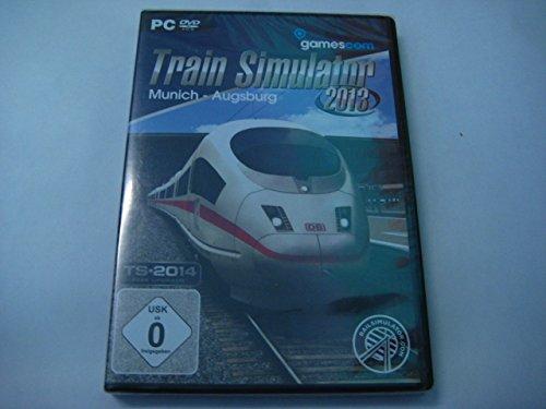 Train Simulator 2013 - Munich - Augsburg