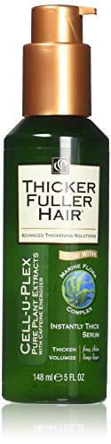 Thicker Fuller Hair Serum 5oz. Instantly Thick Cell-U-Plex (2 Pack)