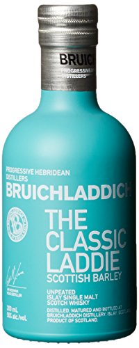Bruichladdich The Classic Laddie Scottisch Barley Unpeated Single Malt Scotch Whisky 0,20l