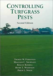 Controlling Turfgrass Pests (2nd Edition)