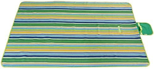 HSWJ Outdoor-Teppichboden-Matten Camping Picknick-Matte wasserdicht und feuchtigkeitsdichte Picknick-Matte Travel Mat (Color : B, Size : 195x200cm)