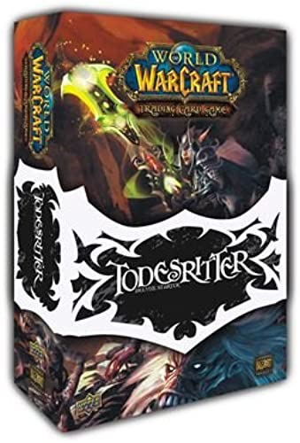 precio mas barato Upper Deck World Of Warcraft - Mazo de cartas Europe Europe Europe [Importado de Alemania]  el mejor servicio post-venta