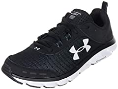 4E Sizing built to better fit athletes with extra wide feet NEUTRAL: For runners who need a balance of flexibility & cushioning Lightweight mesh upper with 3 color digital print delivers complete breathability Durable leather overlays for stability &...
