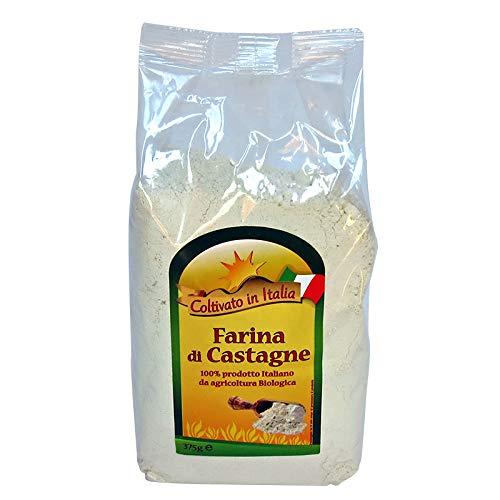 Coltivato in italia Farina Di Castagne - 30 g