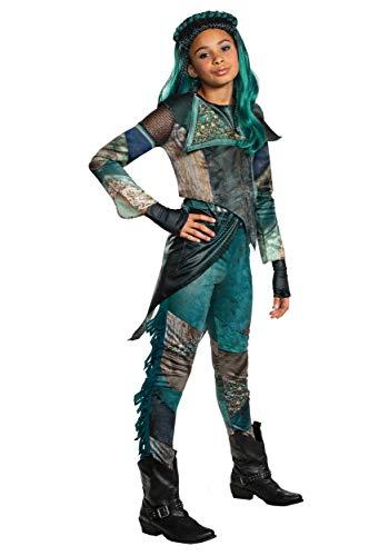 Disguise Descendants 3 Girls Uma Deluxe Costume Size 4/6