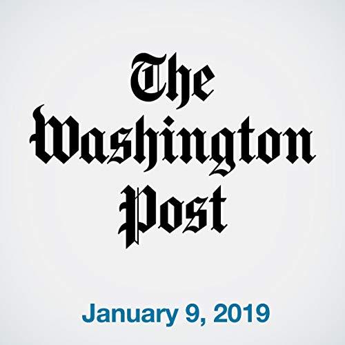 January 9, 2019 copertina
