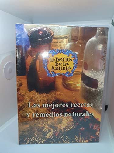 La Botica de la Abuela 6 DVDs Las Mejores Recetas TVE