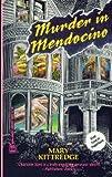 Murder in Mendocino 0373260555 Book Cover
