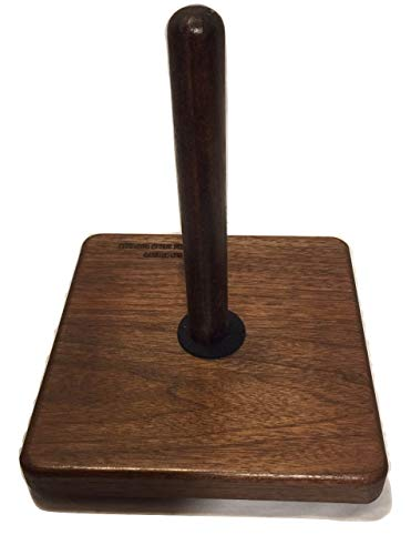 Flute Stands Solid Walnut (Single Base with Alto Flute Peg)