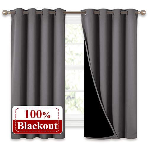 Soundproof Layered Curtains