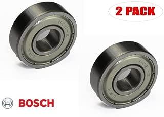 Skil 5350/Bosch CS10 Replacement Deep Groove Ball Bearing # 2610017348 (2 PACK)