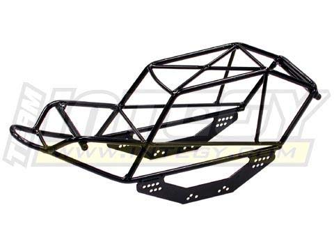 Integy RC Model Hop-ups C23041 DIY Steel Roll Cage Tube Frame Chassis for 2.2 Rock Crawler (AX10, WK ... etc.)