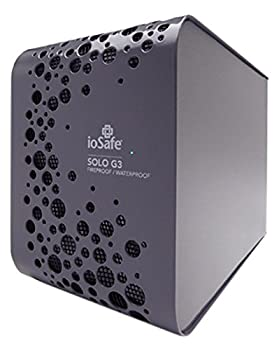 Solo G3 2TB Fireproof and Waterproof External Hard Drive