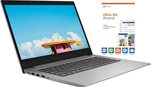 "Lenovo Ideapad 1 14"" HD Energy-efficient Widescreen LED ..."