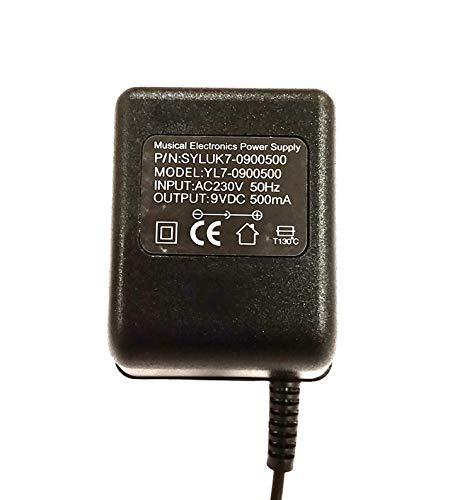 Fuente de alimentación de repuesto para adaptador de pedales MXR Phase 95 M290 (9 V)