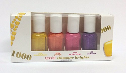 Essie Mini Kit - Aim to Misbehave 4 Stück, 1er Pack (1 x 200 ml)