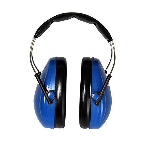 Orejeras de Protección Orejeras Orejeras para niños cómodas SNR 26db / NRR 22dB Orejeras para bebés con banda de ajuste ajustable Protectores de oídos suaves para competiciones deportivas, conciertos
