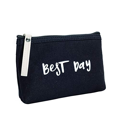 Daliuing Simple beauty case da borsa portatile leggero zipper Pouch Small Household Travel Storage Bag borsetta clutch per donne