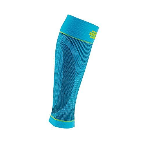 """Bauerfeind Kompressions-Wadenbandage """"Sports Compression Sleeves Lower Leg"""", 1 Paar Sleeves für die Waden, Unisex, Beinstulpen für Ball- & Ausdauersportarten"""