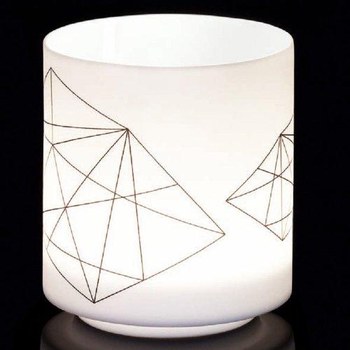 ASA selection BLACK & LIGHT photophore prisme ovale