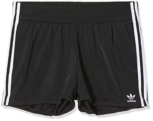 adidas 3 STR Short, Pantaloncini Sportivi Donna, Black/White, 42