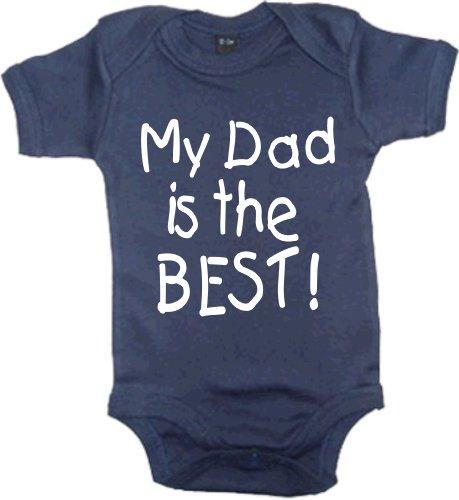 Edward Sinclair - Body - Bébé (garçon) 0 à 24 mois - Bleu - Bleu marine - 3 mois