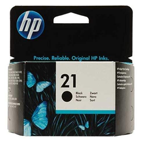 HP C9351AE Tintenpatrone Nr. 21 schwarz (190 Seiten)