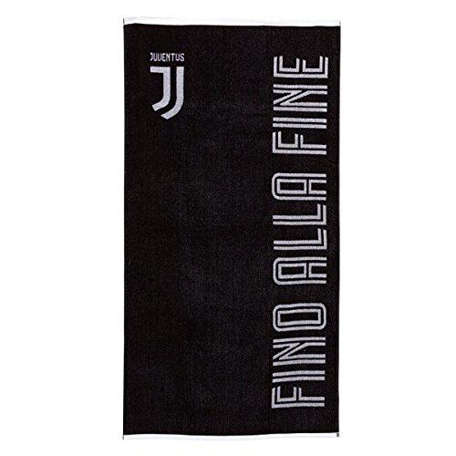 Juventus Telo Mare F.C Juve Ufficiale in Spugna di Cotone 70x135 cm S560