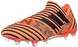 adidas Nemeziz 17+ Men's Firm Ground Soccer Cleats (8.5 D(M) US) Orange/Black
