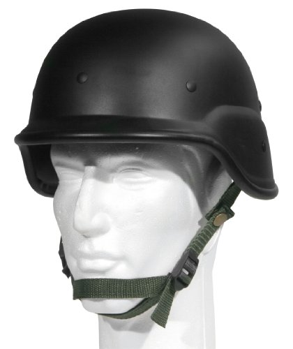 Soft Air M9 US Army Helmet (Black)