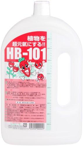 フローラ 植物活力剤 HB-101 即効性 原液 1L
