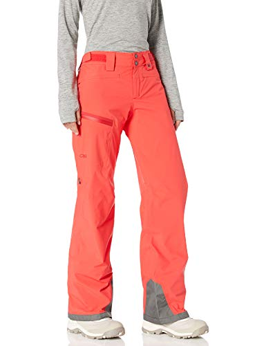 Outdoor Research Women's Offchute Pants, Flame, Small