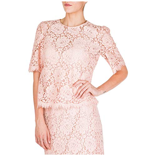 Dolce&Gabbana Women top rosa 8 US