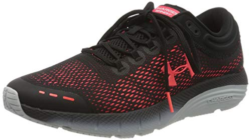 Under Armour Herren UA Charged Bandit 5 Laufschuhe, Schwarz (Black/Halo Gray/Beta (004) 004), 42 EU