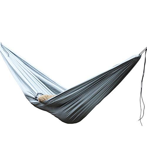GZSC Hamac Ultra-léger de Camping Parachute hamac balançoire Pliante en Nylon