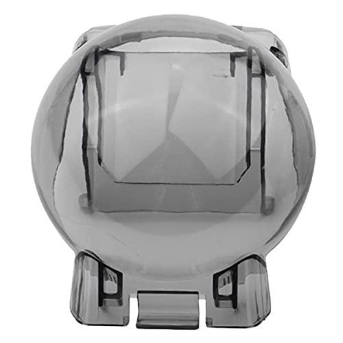 MagiDeal 2xGimbal Camera Protector Cover Capuchon de Pare-soleil pour DJI Mavic 2 Pro Gris