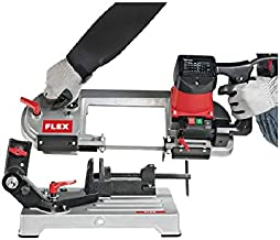 Flex 390518 SBG 4910 - Sierra de cinta para metal (850 W)