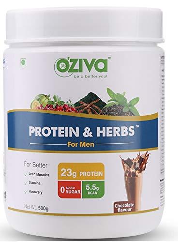 Best oziva protein powder