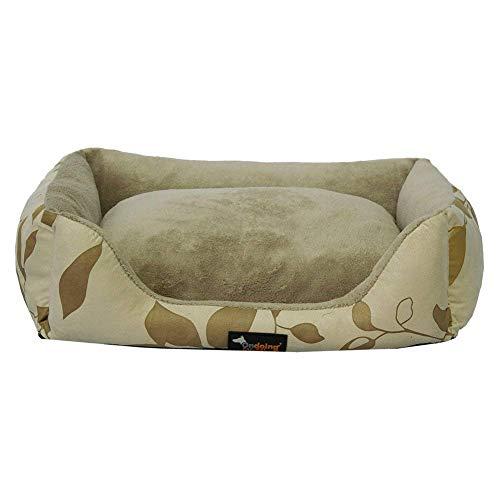 YQ WHJB Sofá para Gatos Cat Litter Pet Plus cojín de Terciopelo-C 50x40 cm (20x16 Pulgadas)